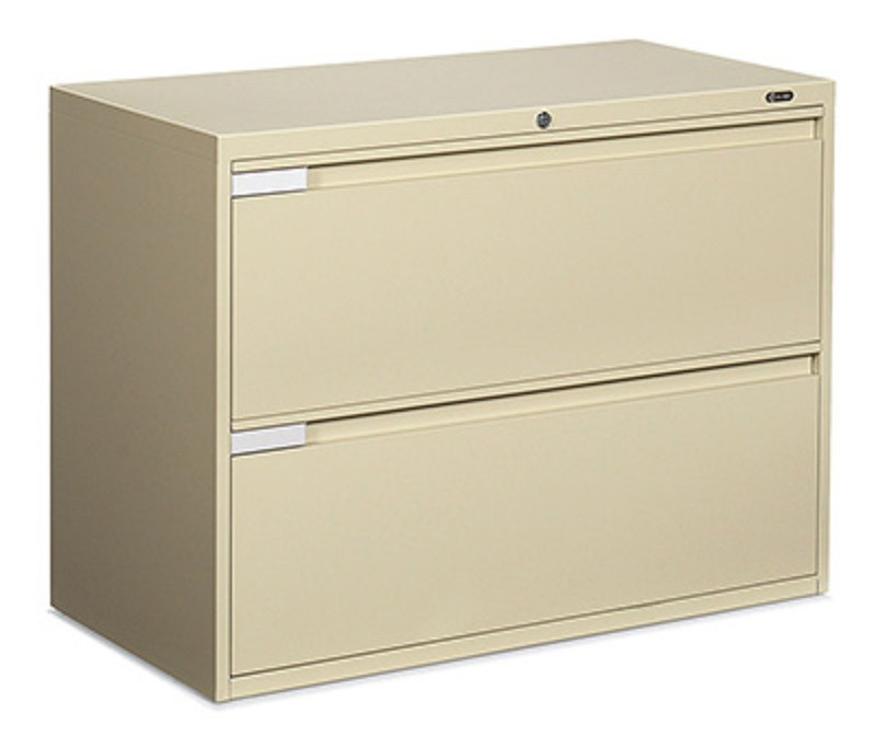 """Global: 2 Drawer Lateral, 36"""" Width"""