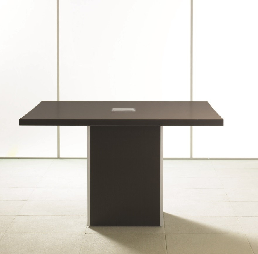 """60"""" Cubic Base Meeting Table"""