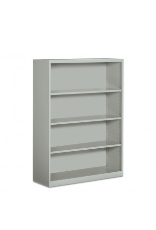 4 Shelf Steel Bookcase