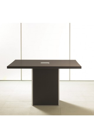 "60"" Cubic Base Meeting Table"
