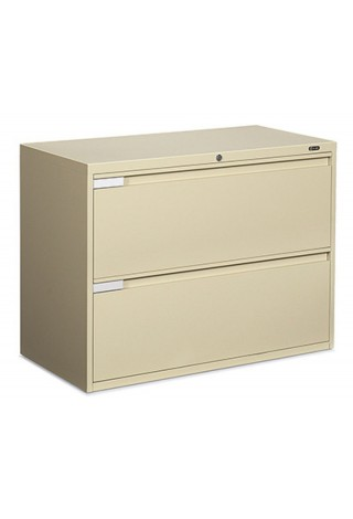 "Global: 2 Drawer Lateral, 36"" Width"