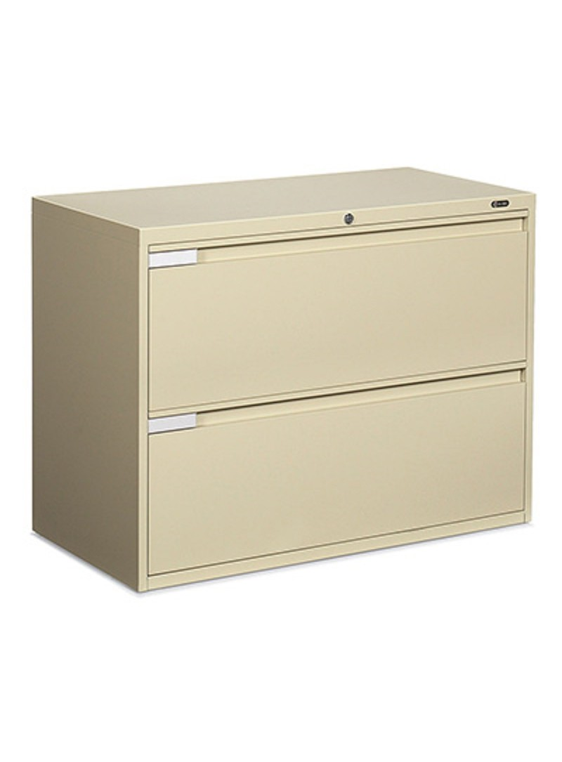 "Global: 2 Drawer Lateral, 30"" width"