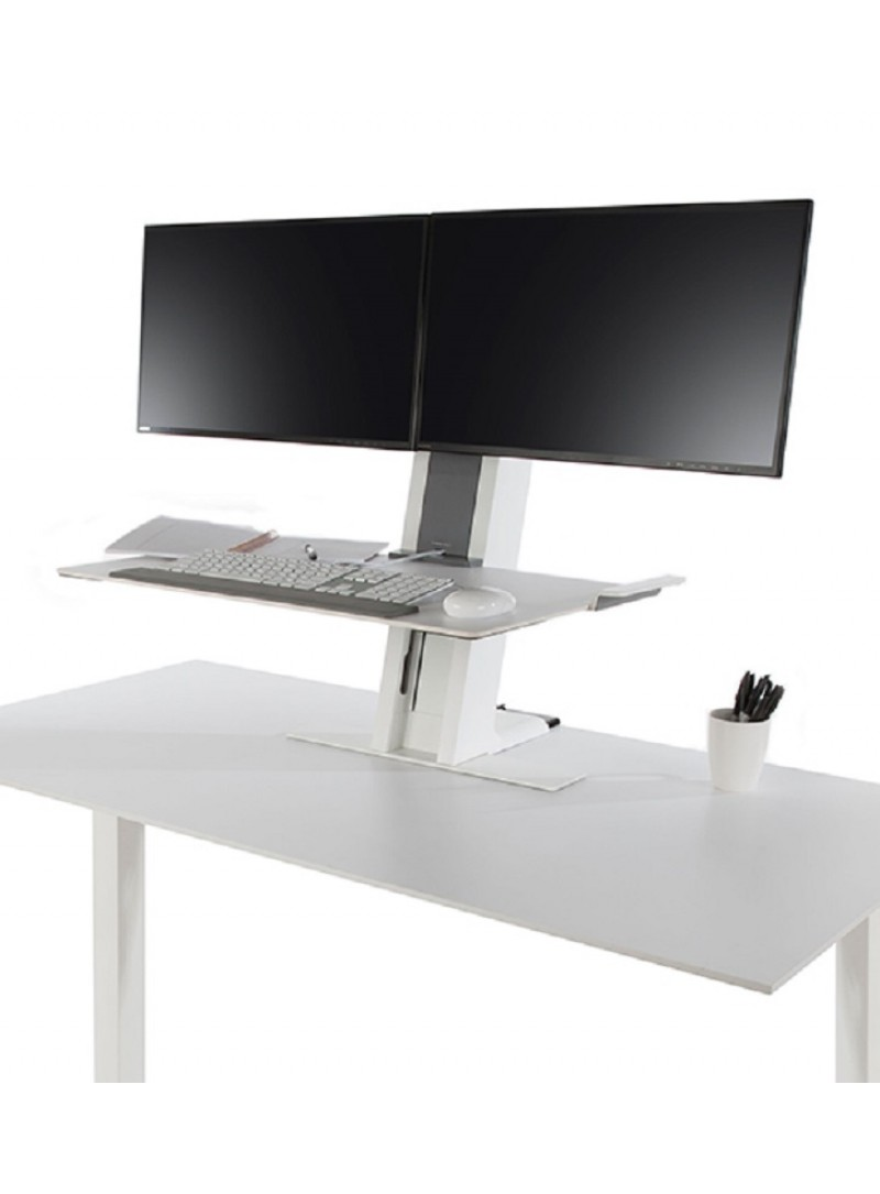 Dual Monitor Quickstand